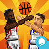 Real Bouncy Basketball app icon