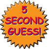 5 Second Guess Name 3 Rule app icon