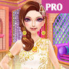 Trendy Make up Dress up pro iOS Icon