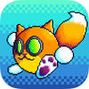 Super Meow Cat iOS Icon