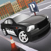 Police Parking Simulator Madness Pro iOS Icon