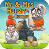 Mr & Mrs Hungry Runner iOS Icon