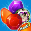 Gem Land : Match 4 app icon