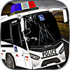 Police Bus Driving app icon