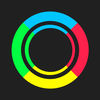 Color Hoops iOS Icon