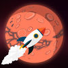 To the Mars! iOS Icon
