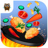Crazy Cooking Chef iOS Icon