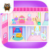 Doll House Cleanup app icon