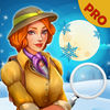 Winter Time Holidays Hidden Object Mystery app icon