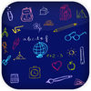 Doodle Maths Game iOS Icon