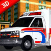 Ambulance Rescue 911 Simulator app icon