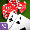 Viber World Poker Club app icon
