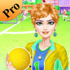 Spa Salon & Makeover Sport Girl app icon