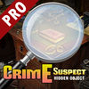 The Crime Suspect Pro app icon