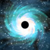 Black Hole Joyrider iOS Icon