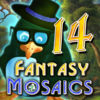Fantasy Mosaics 14: The Fourth Color iOS Icon