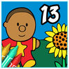 Coloring Book 13: Kid's Stuff iOS Icon
