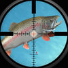 White Trout Spear-Fishing Challenge app icon