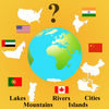 Ultimate Geography Trivia app icon
