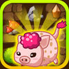 Catch Naughty Pigs app icon
