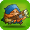 Rising Warriors iOS Icon