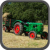 Farm Tractor Transporter iOS Icon
