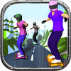 Skate Board Racing app icon