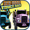 Ice Road Truck Race iOS Icon