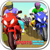 Sports Biker Race iOS Icon