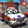 Kids Hospital and Emergency City Driving iOS Icon