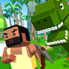 Dino Island Survival Simulator 3D Full app icon