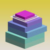 Block Build Up Stack em game iOS Icon