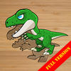 Dinosaur Park: Kids Puzzle Full Game app icon