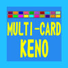Multi Card Keno app icon