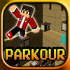 Parkour Jump – Fast Runner app icon
