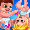 Baby Twins iOS Icon