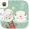 Grandma's Cakes iOS Icon