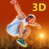 Crazy Stunt Parkour Simulator 3D Full app icon