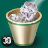 Paper Throw 3D Full app icon