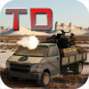 TD Terror Defence (Tower Defence) app icon