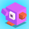 Crossy Bird-Funny Levels Flappy Road app icon