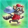 Raccoon Pizza Rush iOS Icon