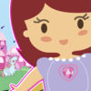 Little Baby Princess Jump iOS Icon