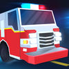 Firefighter Flame Race iOS Icon