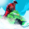 Snowmobile Race Antarctica iOS Icon
