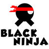 Black Ninja Saga iOS Icon
