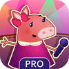 Singing Pig Pro iOS Icon