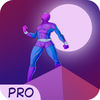 Amazing Hero in Gang City Pro app icon