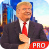Presidential Race Story Pro iOS Icon