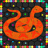 Snake Slither Dots App Icon